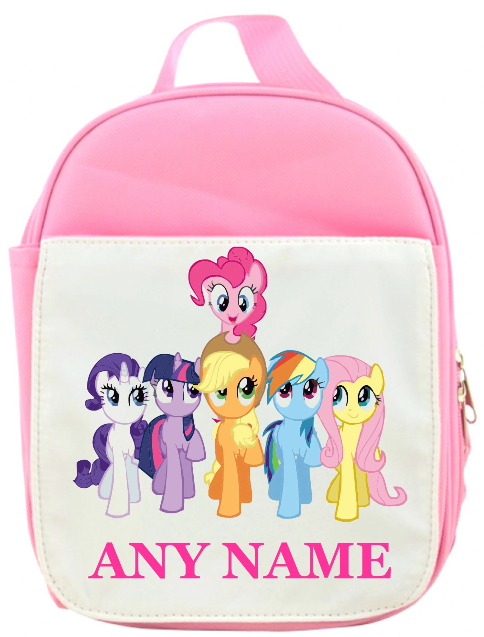 my little pony lunch bag. Black Bedroom Furniture Sets. Home Design Ideas